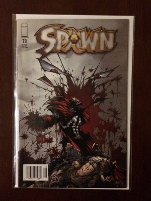 Spawn Newsstand #79 – a