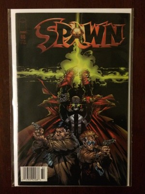 Spawn Newsstand #80 – a