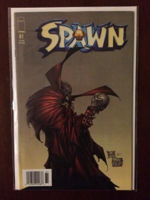 Spawn Newsstand #81 – a