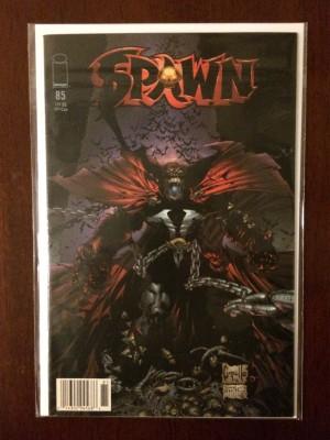 Spawn Newsstand #85 – a