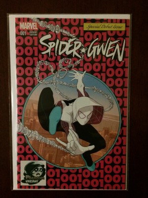 Spidergwen 2015 #1 Phantom – Pink