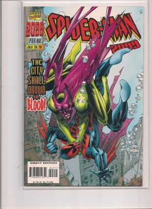 Spiderman 2099 #45 – b