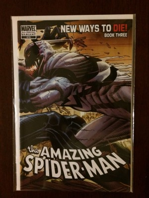 Spiderman #570 2nd Print – a