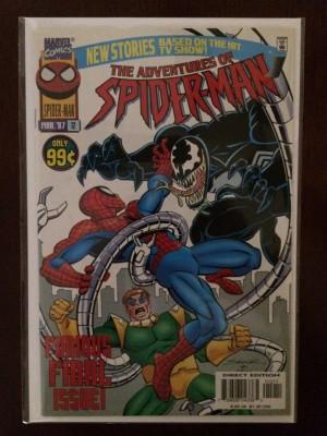 Spiderman Adventures #12 – 4-1-17
