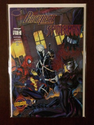 Spiderman Backlash 1 1996 Var – a