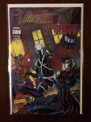 Spiderman Backlash 1 1996 Var – a