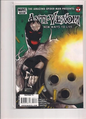 Spiderman Presents Anti Venom #3 – 6-7-16
