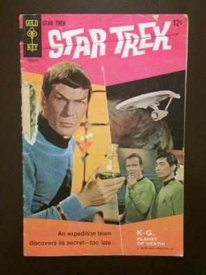 Star Trek 1967 #1 front – a