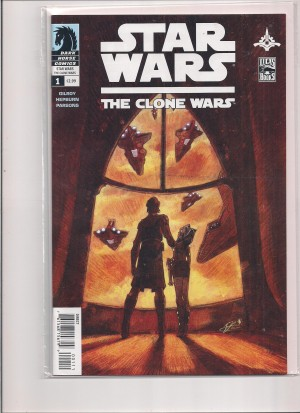 Star Wars Clone Wars #1 – c