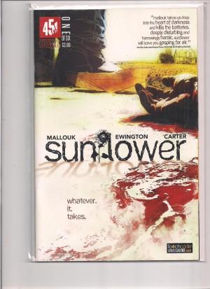 Sunflower 2015 #1 – a