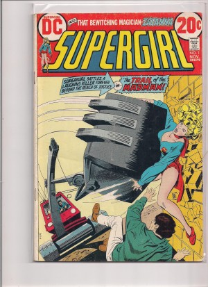 Supergirl 1972 #1 – a