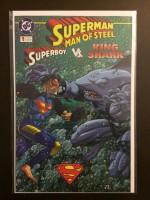 Superman Man of Steel Kenner #1a