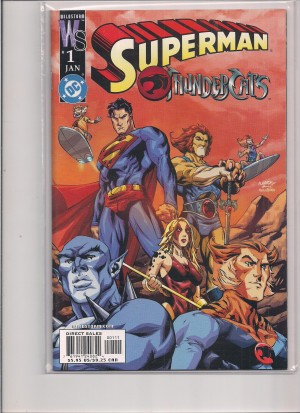 Superman Thundercats #1 – 11-15-15