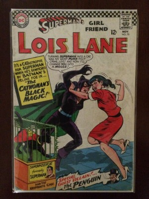 Supermans Girlfriend Lois Lane #70 – Pr – a