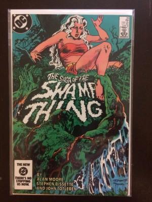 Swamp Thing #25 – c