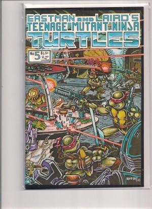 TMNT 1985 #5 – 11-21-15