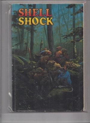 TMNT Shell Shock TPB – a