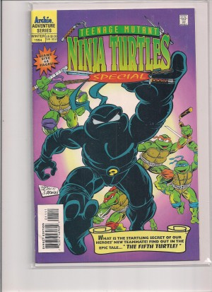 TMNT Special Winter 1994 #11 – a