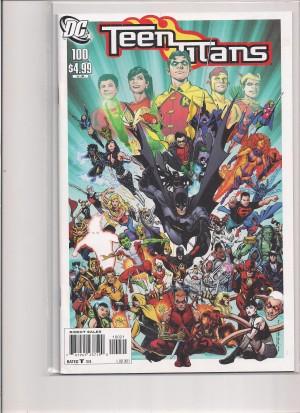 Teen Titans 2011 #100 Variant – a