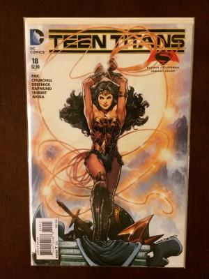 Teen Titans 2016 #18 Var – a