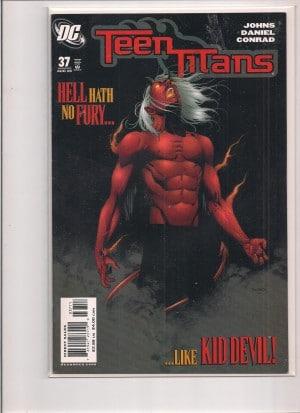 Teen Titans #37 – a