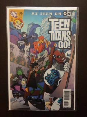 Teen Titans Go #55 – b