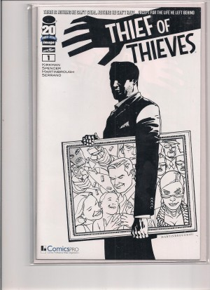 Thief of Thieves 2012 #1 ComicsPro – a