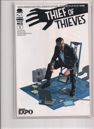 Thief of Thieves 2012 #1 Image Expo – a