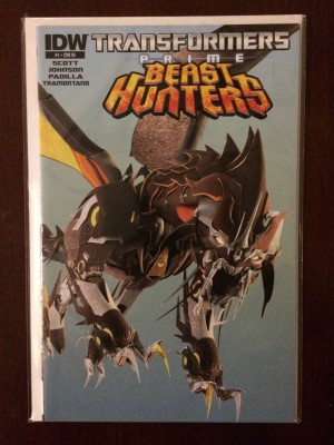 Transformers Beast Hunters 1-25 #1 var – a