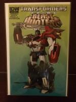Transformers Beast Masters #7 RI - a