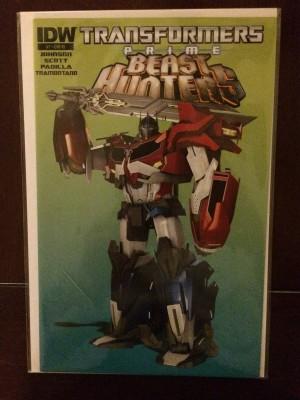 Transformers Beast Masters #7 RI – a
