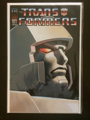 Transformers Infiltration #0 to 500 – a