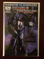 Transformers Robots In Disguise #22 RI - a