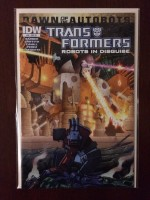 Transformers Robots in Disguise #32 RI - a