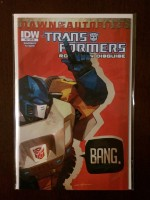 Transformers Robots in Disguise #33 RI - a