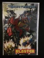 Transformers Spotlight Blaster RI - a