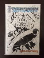 Transformers Spotlight Galvatron 1-50 Var - a