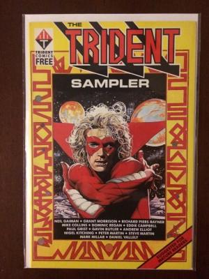Trident Sampler 1988 #1 – a