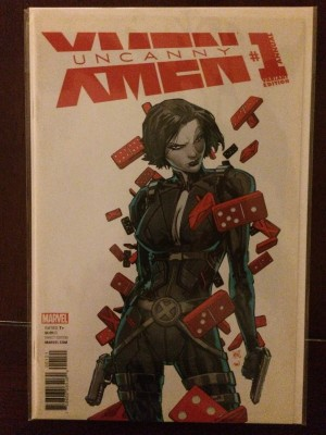 Uncanny X-Men Annual 2017 #1 – b
