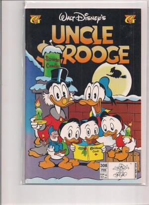 Uncle Scrooge #308
