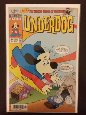 Underdog #5 Harvey – a