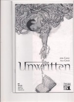 Unwritten 2009 #1 BW Variant Convention - 2-19-16