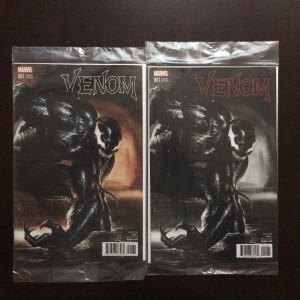 Venom 2016 #1 Dell Otto Set – a