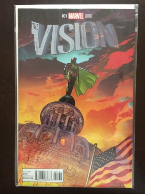 Vision 2016 #1 Sook Variant – a