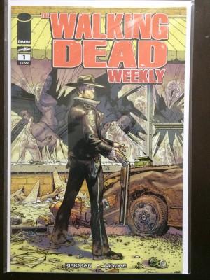Walking Dead Weekly #1 – NM – 10-19-16