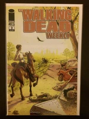 Walking Dead Weekly #2 FN – 10-19-16