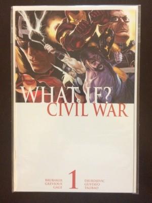 What If Civil War #1 – a