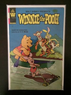 Winnie The Pooh 1980 #20 – a