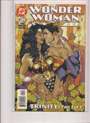 Wonder Woman #141 – g