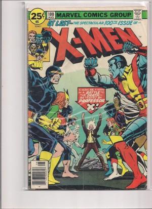X-Men #100 – 1-5-16